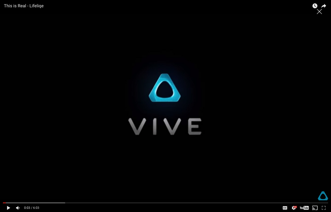HTC Vive - Developing the Future